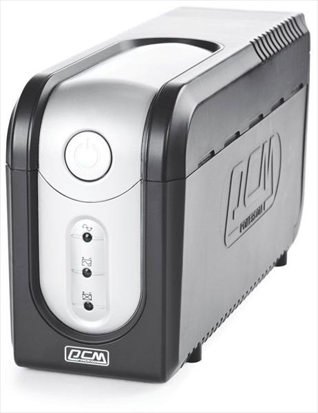 Powercom Back-UPS IMPERIAL, Line-Interactive, 825VA/ 495W, Tower, IEC, USB