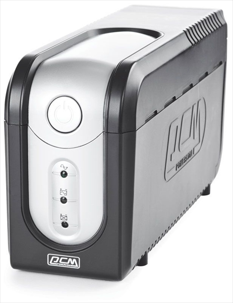 Powercom Back-UPS IMPERIAL, Line-Interactive, 625VA/ 375W, Tower, IEC, USB
