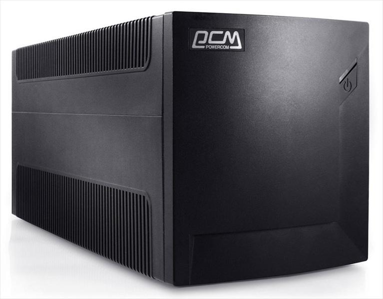 Powercom Raptor, OffLine, 1025VA/ 615W, Tower, IEC, USB