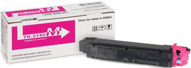 Тонер картридж Kyocera TK-5140M для ECOSYS P6130cdn/ M6x30cdn (5000 стр)