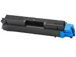 Тонер-картридж Kyocera TK-590C 5 000 стр. для FS-C2026MFP/ C2126MFP/ C2526MFP/ C2626MFP/ C5250DN, P6026CDN/ P6526CDN