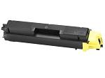 Тонер картридж Kyocera TK-590Y желтый для FSC2026MFP/ 2126MFP type TK590Y (5 000 стр)