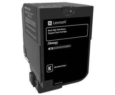 Lexmark CX725 Black High Yield Return Program Toner Cartridge 25, 000 pages CX725<img style='position: relative;' src='/image/only_to_order_edit.gif' alt='На заказ' title='На заказ' />