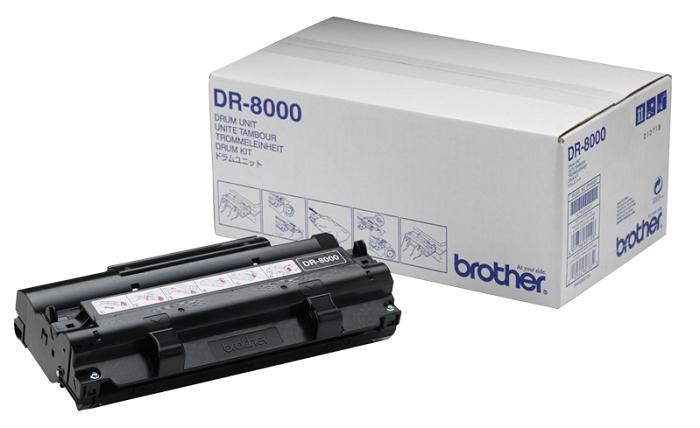 Барабан Brother DR-8000 FAX8070P/ 2850, MFC4800/ 9030/ 9070/ 9160/ 9180 (до 8 000 копий)