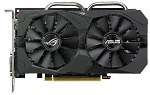 ASUS ROG-STRIX-RX560-4G-GAMING / / RX560, DVI, HDMI, DP, 4G, D5 ; 90YV0AH1-M0NA00 <img style='position: relative;' src='/image/only_to_order_edit.gif' alt='На заказ' title='На заказ' />