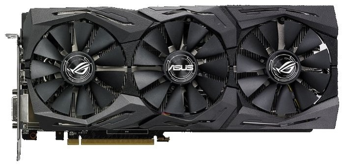 ASUS ROG-STRIX-RX580-8G-GAMING / / RX580, DVI, HDMI*2, DP*2, 8G, D5 ; 90YV0AK2-M0NA00 <img style='position: relative;' src='/image/only_to_order_edit.gif' alt='На заказ' title='На заказ' />