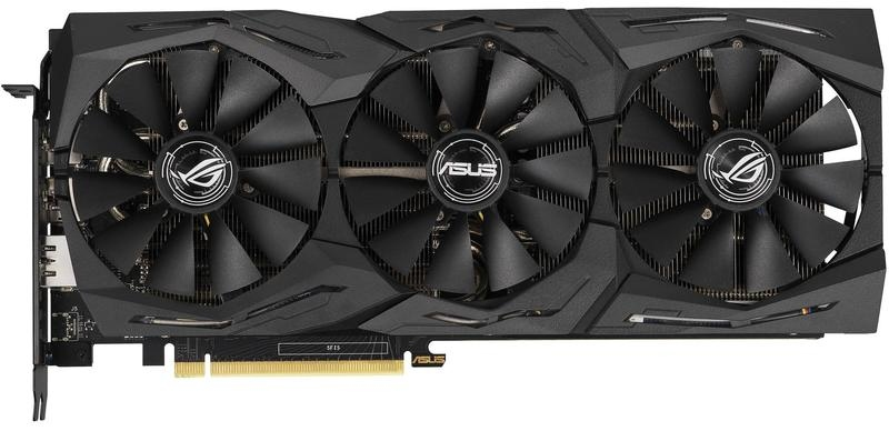 ASUS ROG-STRIX-RTX2060-6G-GAMING / / RTX2060, HDMI*2, DP*2, 6G, D6 ; 90YV0CI2-M0NA00 <img style='position: relative;' src='/image/only_to_order_edit.gif' alt='На заказ' title='На заказ' />