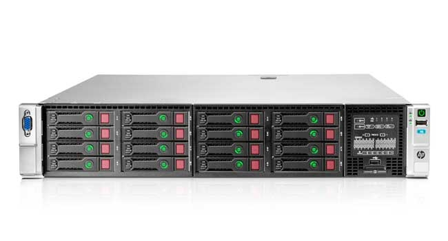 Сервер HP ProLiant 380p Gen8