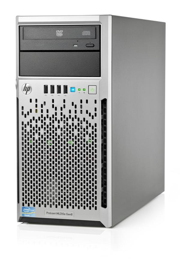 Сервер HP ProLiant ML310e Gen8