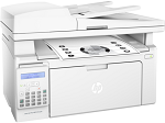 HP LaserJet Pro MFP M132fn RU (p/ c/ s/ f, A4, 1200dpi, 22ppm, 256 Mb, 1 tray 150, ADF 35 sheets, USB/ LAN, Flatbed, Cartridge 1400 pages in box, 3y warr.)