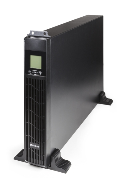 ИБП IRBIS UPS Online 3000VA/ 2700W, LCD,  8xC13 outlets, USB, RS232, SNMP Slot, Rack mount(2U) / Tower, 2 year warranty