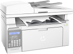 HP LaserJet Ultra MFP M134fn RU (p/ c/ s/ f, A4, 1200dpi, 22ppm, 256Mb, 1 tray 150, ADF 35 sheets, USB/ LAN, Flatbed, Cartridge 2300 pages х3, 1y warr.)