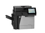 HP LaserJet Enterprise Flow MFP M630h (p/ c/ s, A4, 1200dpi, 57ppm, 1, 5Gb, 320Gb HDD, 2 trays 100+500, DADF 100, Duplex, USB/ Eth, Color LCD20i, cart.10, 5k in box, 1y warr.)