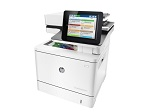 HP Color LaserJet Enterprise Flow MFP M577c (p/ c/ s/ f, A4, 1200 dpi, 38(38)ppm, 1, 75Gb, 320Gb encr, 2trays 100+550, ADF 100, Duplex, Stapler, USB/ GigEth/ FIH, color LCD TS)