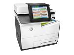 HP PageWide Enterprise Color MPF 586f (p/ c/ s/ f, A4, 600dpi, 50 (up to 75)ppm, Duplex, 2trays 50+500, ADF100, 2 Gb, HDD, USB2.0/ GigEth/ 2 ext. USB, 1y war.)