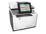 HP PageWide Enterprise Color Flow MPF 586z (p/ c/ s/ f, A4, 600dpi, 50 (up to 75)ppm, Duplex, 2trays 50+500, ADF100, 2 Gb, HDD, enhanced Scanner,  keyboard, USB2.0/ GigEth/ 2 ext. USB, 1y war.)
