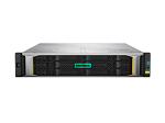 HPE MSA 2052 SAN DC SFF Modular Smart Array System