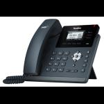 YEALINK SIP-T40P SIP-телефон, 3 линии, BLF, PoE, БЕЗ БП YEALSIP-T40P