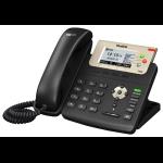 YEALINK SIP-T23G SIP-телефон, 3 линии, PoE, GigE YEALSIP-T23G