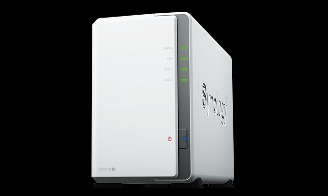 Система хранения Synology DS218J