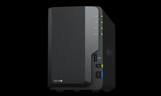 Система хранения Synology DS218+