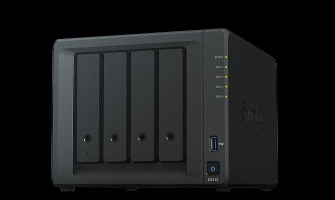 Система хранения Synology DS418