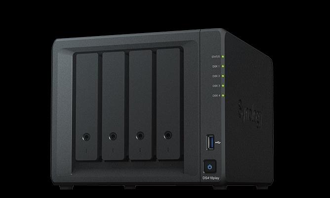 Система хранения Synology DS418PLAY