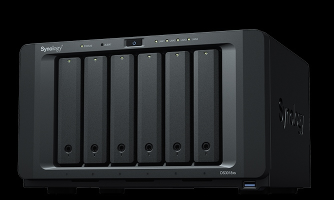 Система хранения Synology DS3018XS