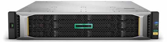 Система хранения HPE MSA 1050 8Gb FC SFF storage