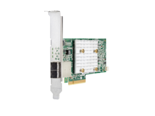 HPE Smart Array P408e-p SR Gen10/ 4GB Cache(no batt. Incl.)/ 12G/ 2 ext. mini-SAS/ PCI-E 3.0x8(HP&LP bracket)/ RAID 0, 1, 5, 6, 10, 50, 60