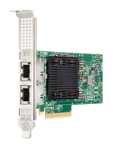 HPE Ethernet Adapter, 535T, 2x10Gb, PCIe(3.0), Broadcom, for Gen10 servers