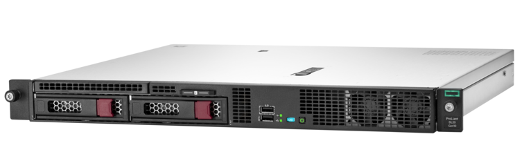 Сервер HP ProLiant DL20 Gen10