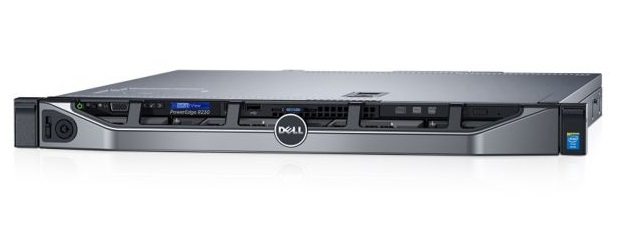 Сервер Dell PowerEdge R230