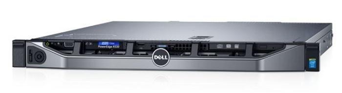 Сервер Dell PowerEdge R330