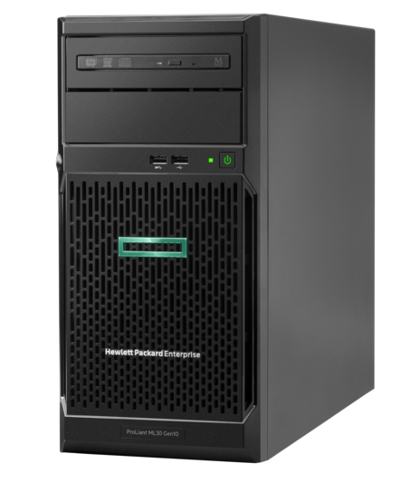 Сервер HP ProLiant ML30 Gen10&nbsp;<img style='position: relative;' src='/image/only_to_order_edit.gif' alt='На заказ' title='На заказ' />