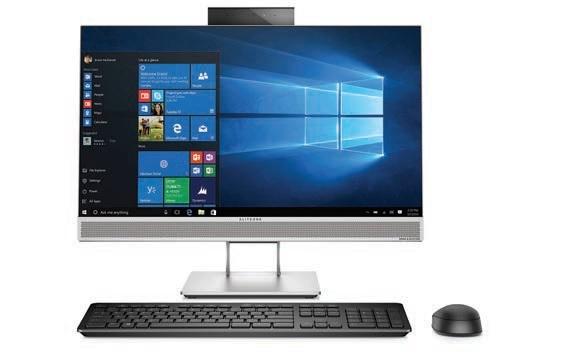 Моноблок HP EliteOne 800 G4