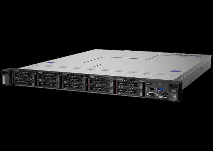 Сервер Lenovo TCH ThinkSystem SR250