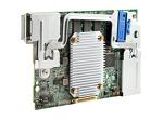 HPE Smart Array P204i-b SR Gen10/ 1GB Cache(no batt. Incl.)/ 12G/ 1 int. SAS/ PCI-E 3.0x8/ RAID 0, 1, 5, 6, 10 (requires 875238-B21) for BL460c Gen10