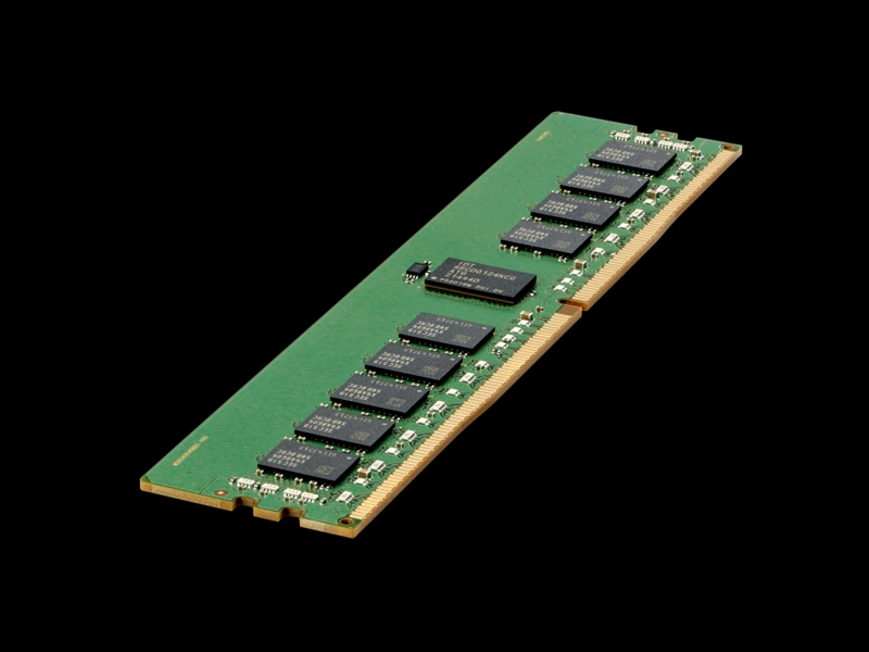 HPE 8GB (1x8GB) 1Rx8 PC4-2666V-E-19 Unbuffered Standard Memory Kit for DL20/ ML30 Gen10
