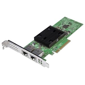 DELL NIC Broadcom 57406 Dual Port 10GBase-T PCIe Full Height Adapter (TRXFW) (analog 540-BBGU)<img style='position: relative;' src='/image/only_to_order_edit.gif' alt='На заказ' title='На заказ' />