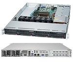 Supermicro SuperServer 1U 5019S-M no CPU(1) E3-1200v5/ 6thGenCorei3/ no memory(4)/ on board RAID 0/ 1/ 5/ 10/ no HDD(4)LFF/ 2xGE/ 1xPCIEx8, 1xM.2 connector/ 1noRx350W