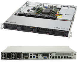 Supermicro SuperServer 1U 5019P-MR noCPU(1)Scalable/ TDP 70-165W/ no DIMM(6)/ SATARAID HDD(4)LFF/ 2xGbE/ 1xFH, M2/ 2x400W <img style='position: relative;' src='/image/only_to_order_edit.gif' alt='На заказ' title='На заказ' />