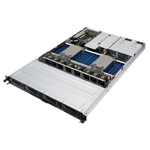 ASUS RS700A-E9-RS4 / / 1U, ASUS KNPP-D32,  2 x Socket SP3 AMD Epyc 7000 Series, 32GB max, 4HDD Hot-swap, DVR, 2 x 800W, CPU FAN ; 90SF0061-M00040 <img style='position: relative;' src='/image/only_to_order_edit.gif' alt='На заказ' title='На заказ' />