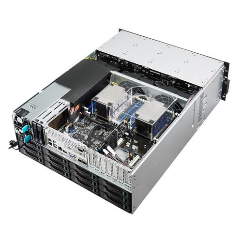 ASUS RS540-E8-RS36-ECP / / 4U, ASUS Z10PR-D16,  2 x s2011-3, 1024GB max, 36HDD Hot-swap, 2HDD Hot-swap 2, 5