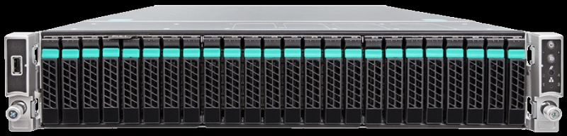 Intel Server System WOLF PASS 2U R2224WFTZS 952633 2xXeonScalable(max150W)/ DDR4 ECC RDIMM x24/ 24x2, 5