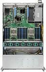 Intel Server System WILDCAT PASS 2U R2208WTTYSR 943826 2xE5-26**v4/ DDR4 ECC RDIMM x24/ 8x2, 5