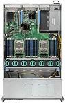 Intel Server System WILDCAT PASS 2U R2208WT2YSR 943827 2xE5-26**v4/ DDR4 ECC RDIMM x24/ 8x2, 5